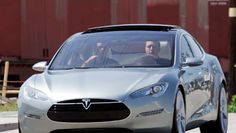 Tesla: 'Automotive Nirvana' (Update 1)