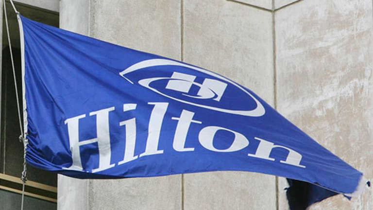 Check In to Hilton With Blackstone for the Long Term