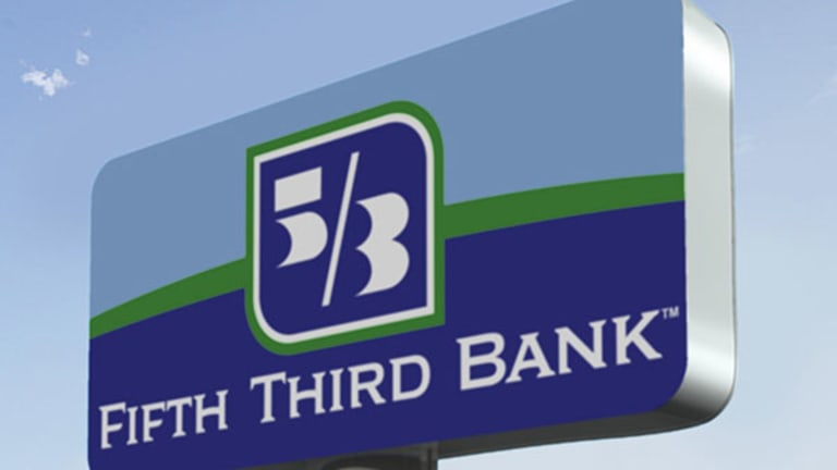 Fifth Third Net Income Rises 19%