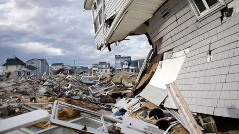 The 'Neverending Story' of Superstorm Sandy