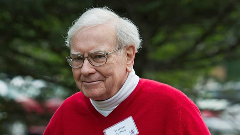 Berkshire Shares Hit New Record As Buffett's Omaha Meeting Looms