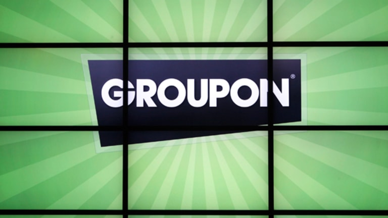 Groupon and Tesla in Moon-shots on Earnings Beats