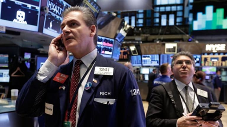 Stocks Decline for Week on Concerns Fed Will Curb Stimulus