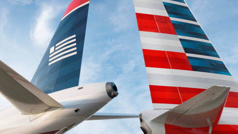 American and US Airways Get What They Want: An Early Trial