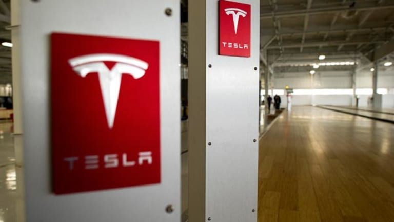 Tesla Jumps as Musk Hints at 'New Strategy' (Update 1)