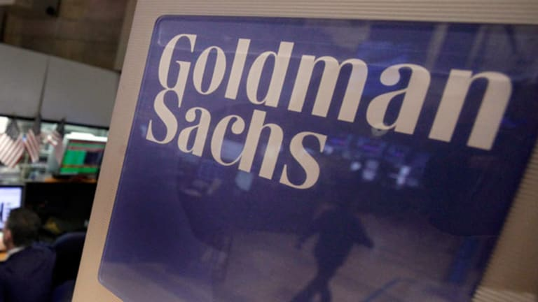Goldman Leads on Weak 'Hangover Friday' for Bank Stocks