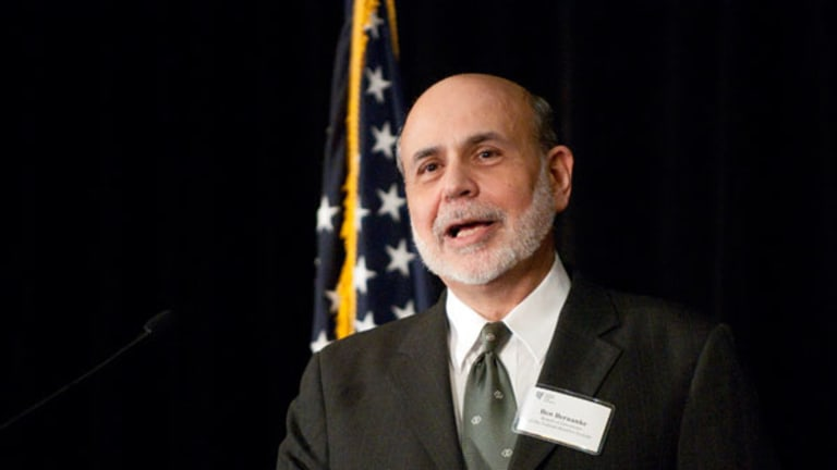 Bernanke, Chinese Data to Weigh on Commodities