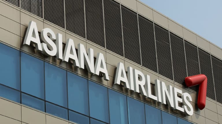 United, US Airways Linked to Asiana by Alliance and Code Shares