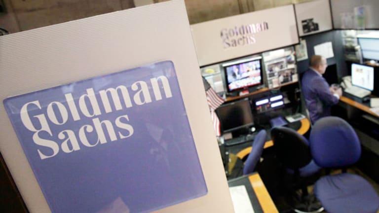 Goldman's Operating Performance Raises Question Marks