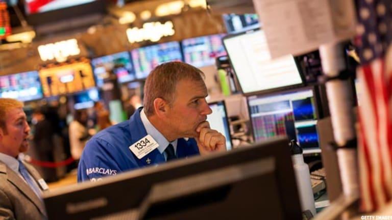 Stocks Slip on Concerns Markets Overpriced