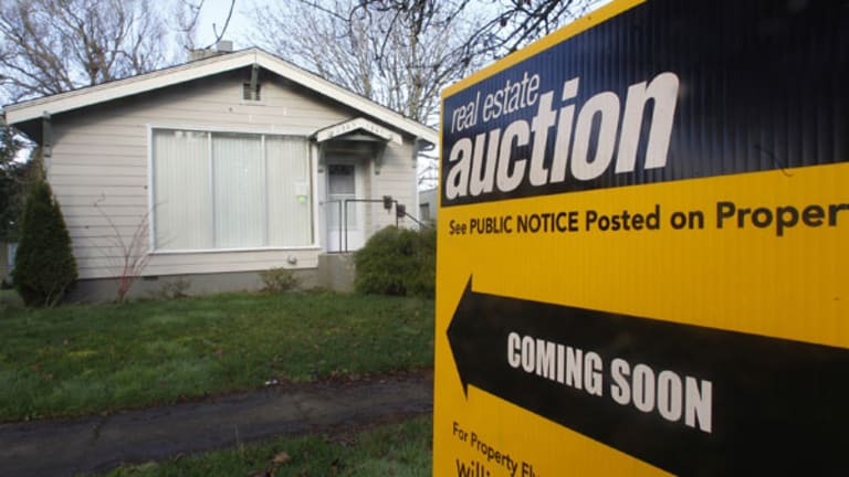 When Foreclosures Are Good for the Housing Market