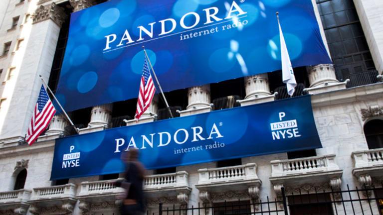 Pandora Cries Poor as Executives Get Filthy Rich