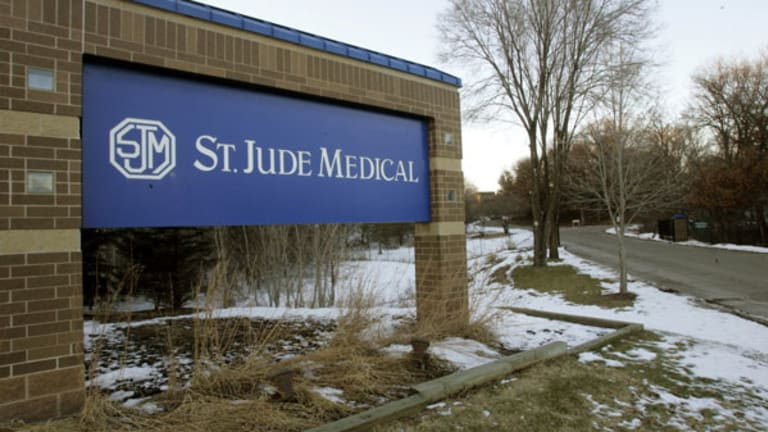 St. Jude Medical Gets Too Much Praise