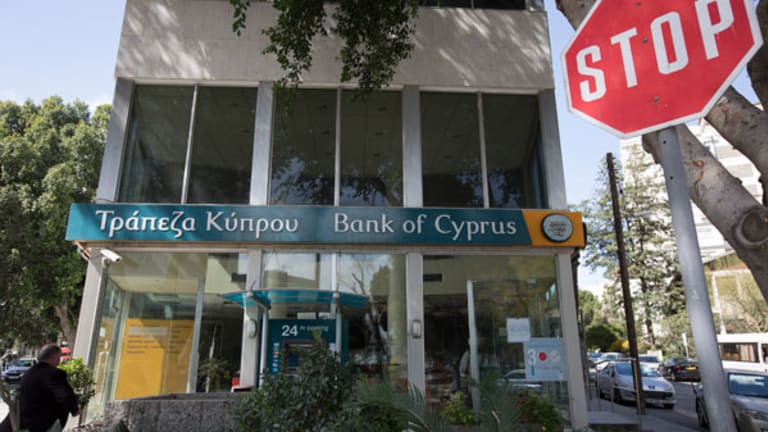 Cyprus Points to Euro Folly