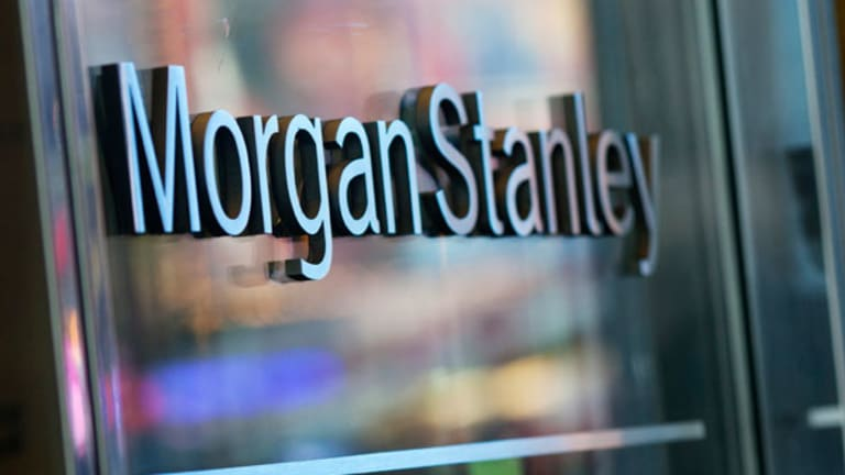 Wealth Management Gives Morgan Stanley Rare Wall Street Growth