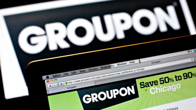 Can Twitter, 3D Systems, Sallie Mae and Groupon Recover Their Mojo?