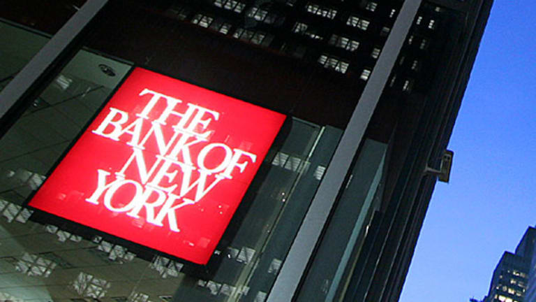 Bank of New York Soars on Fee Revenue Growth