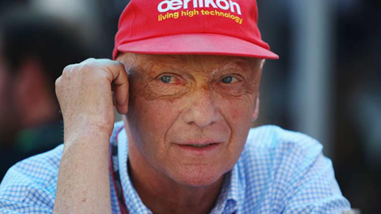 When Niki Lauda Ran an Airline