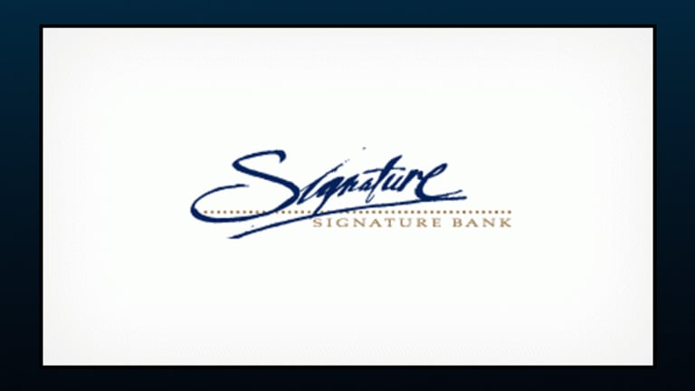 Signature Bank Pushes Growth With Sales Hirings