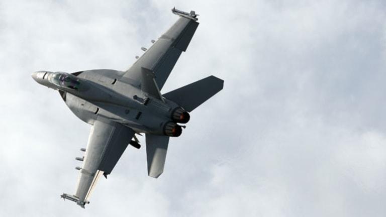 Boeing's Steadiest Offense Is Defense