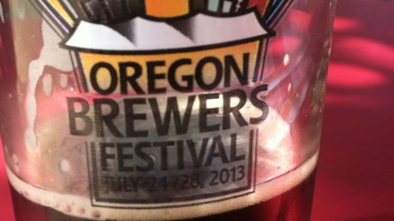 What's Hopping at the Oregon Brewers Festival