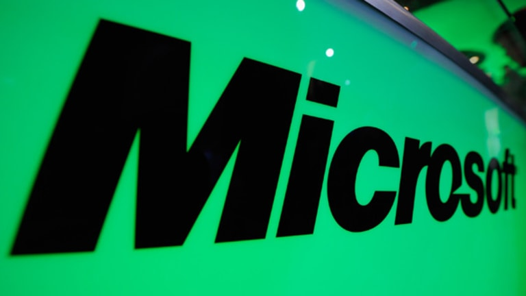 Microsoft Is Blasting to $50 so Get On for the Ride Now