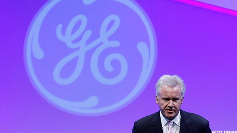 GE Revenue Rises, Lifted by Oil and Gas (Update 1)