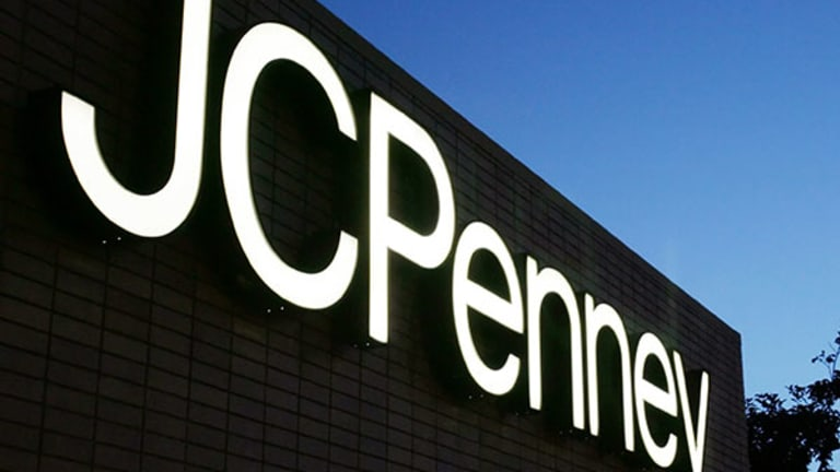 J.C. Penney Dropped from S&P 500 Rises on Bond Upgrade