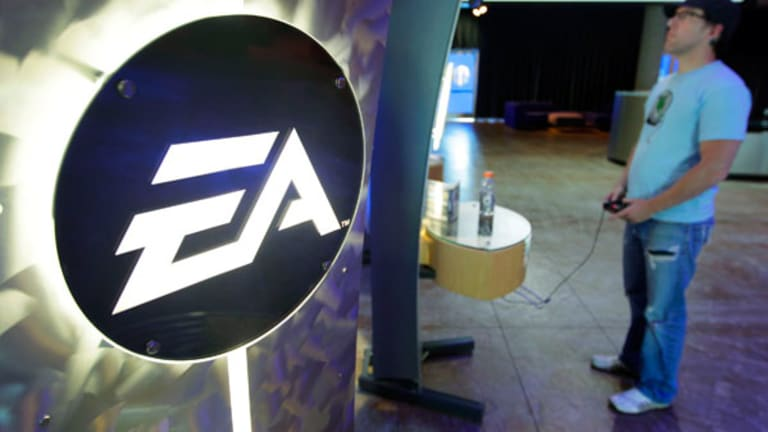 Watch Electronic Arts, SolarWinds, 2 More for Upside Momentum