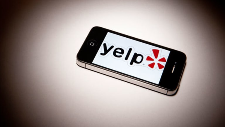Why Yelp Is Smart to Send the Stock Lower