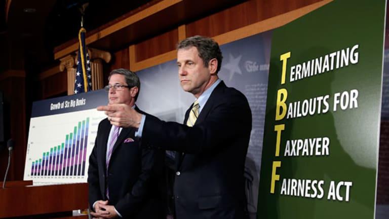 Senators Try to Gum Up Dodd-Frank (Update 1)
