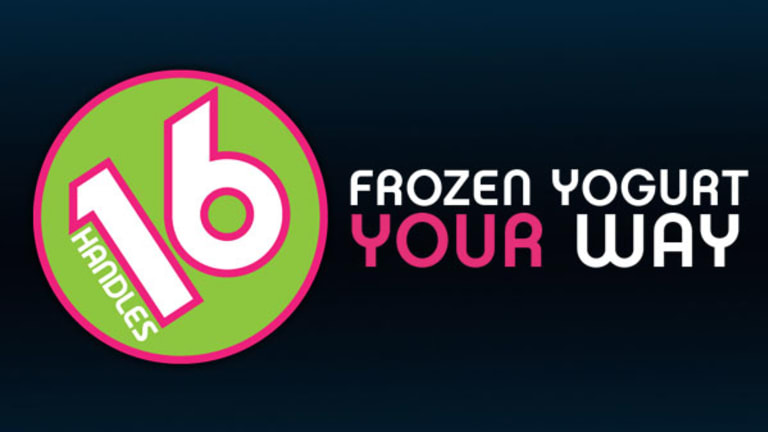 16 Handles Aims to Win in Frozen Yogurt Consolidation