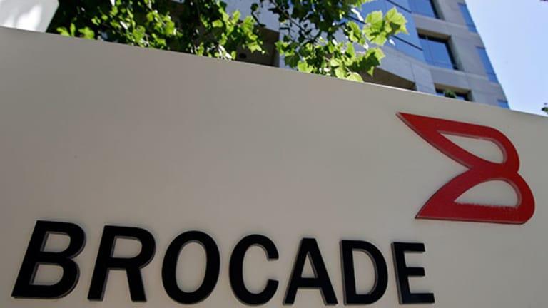 Brocade Cuts Costs, Beats Tough Spending Climate
