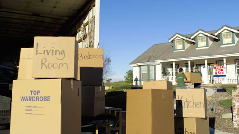 America's Packing Up Bad Economy, Losing It In the Move