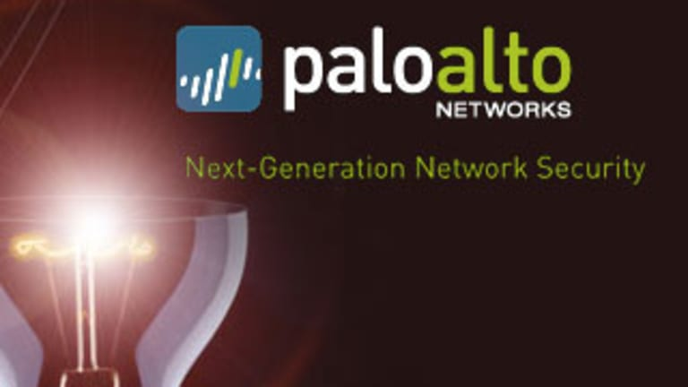 Palo Alto Networks Tanks on Sales Miss