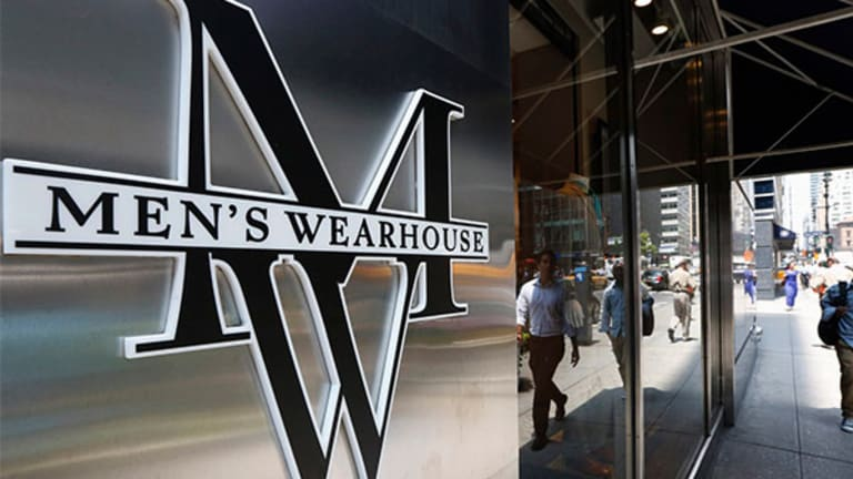 [video] Men's Wearhouse Likes the Way Jos. A. Bank Clothiers Looks