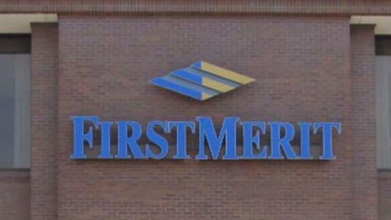 FirstMerit Stock Has 32% Upside, Says Oppenheimer