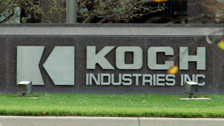 Koch Industries to Buy Molex for $38.50 a Share