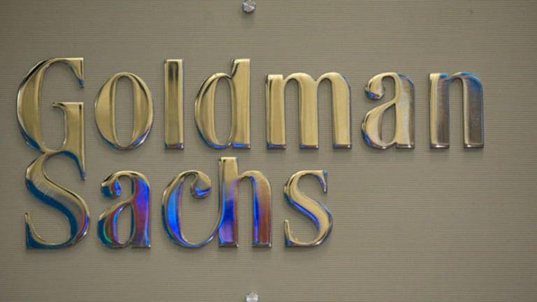 Goldman Says, What Too Big to Fail Advantage?