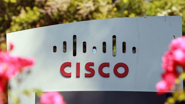 Cisco Beats -- on Pathetically Low Expectations