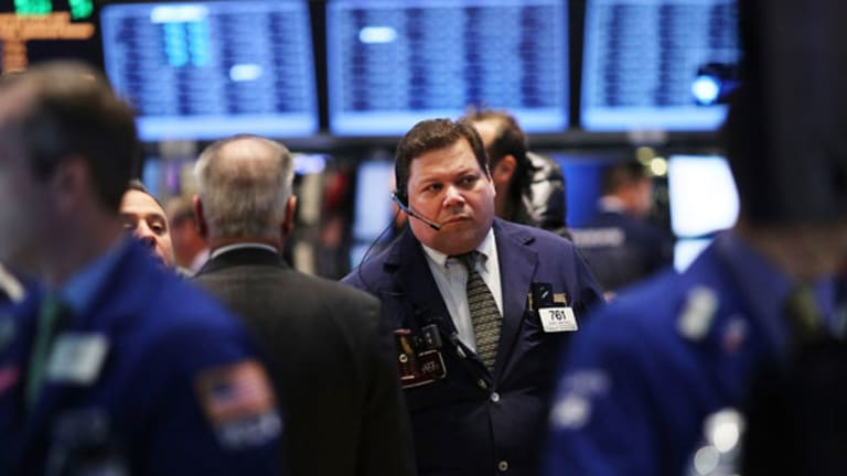 Dow Gains for 9th day as IBM Jumps Into Record Territory