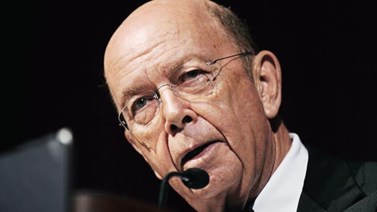Wilbur Ross Discusses Ocwen Chairman Bill Erbey