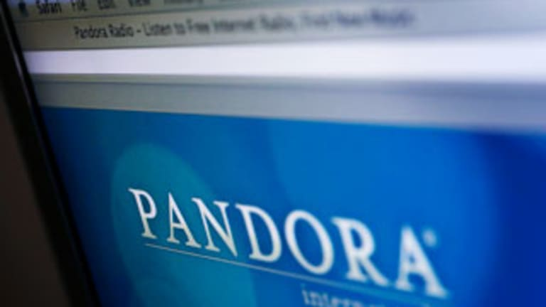 Pandora Plunges Following February Metrics, Spotify Announcement