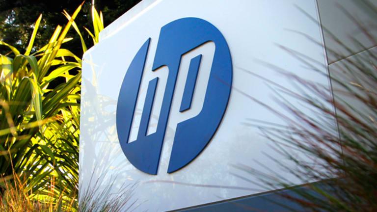 HP Slides as PC Sales Slump