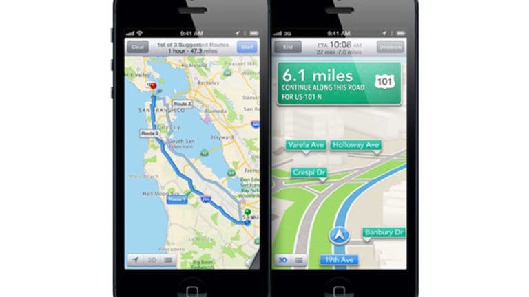 Apple Buys Embark, Adds to Maps