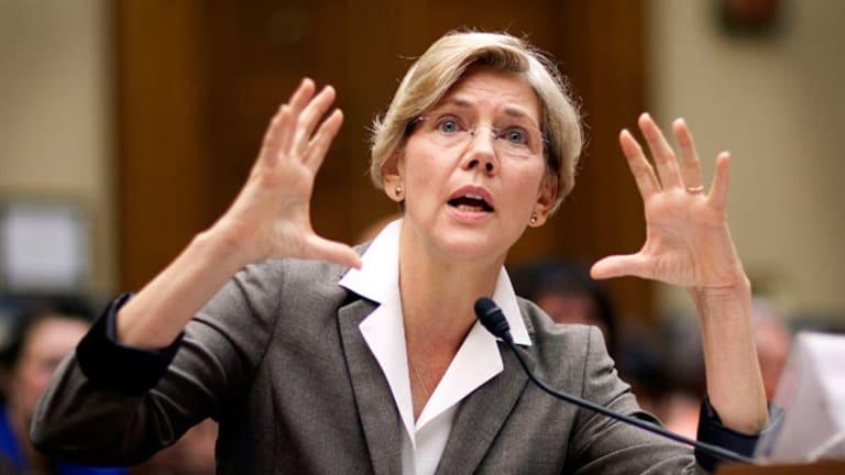 Sen. Elizabeth Warren 'Concerned' Sallie Mae Hurts Students