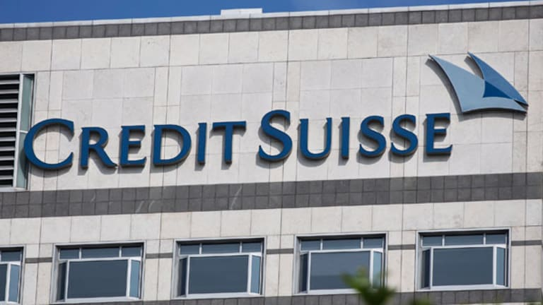 Credit Suisse Still Profits From Rich People