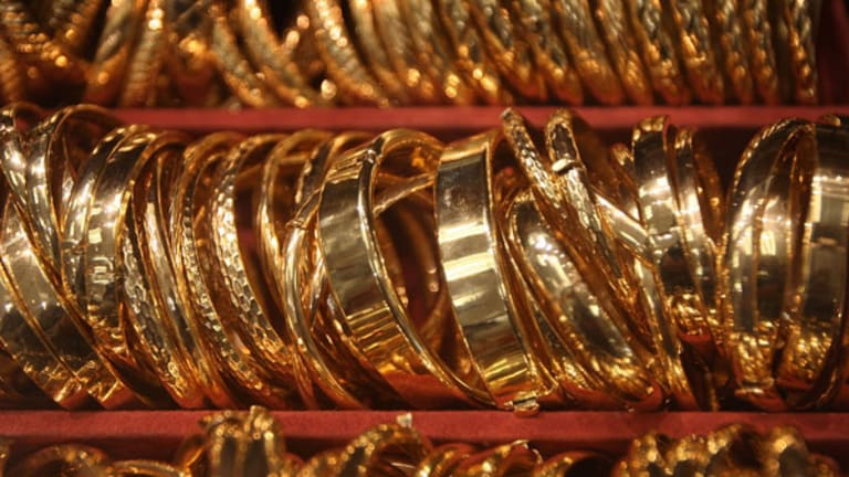 Gold Slightly Higher in Quiet Session