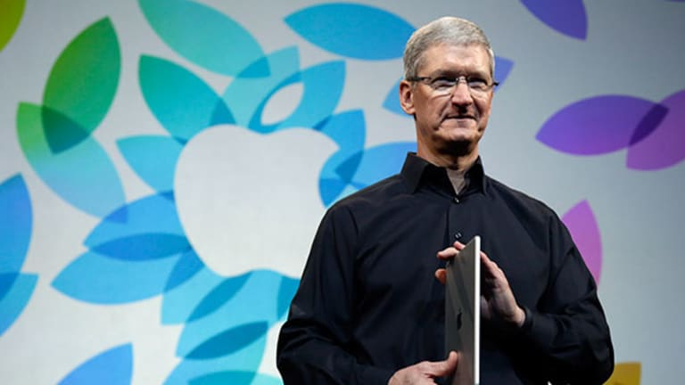 No Tablet War: Apple Stock Will Soar in 2014