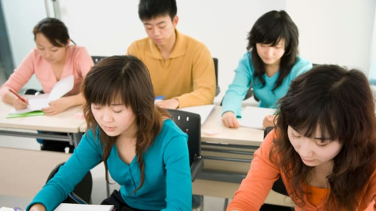 Why Small-Cap Career Education (CECO) Doubled